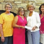 Breast Friends Forever raise funds for camisoles
