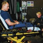 New EMS equipment takes load off