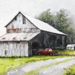 Artist to give 'Rural Farm Painting' watercolor workshop