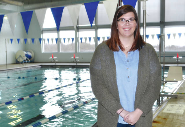 Chelsea Richardson has been promoted to program director at the Champaign Family YMCA. She oversees aquatics.