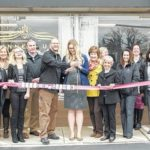 Pinned Up bridal hair and makeup boutique holds ribbon cutting ceremony