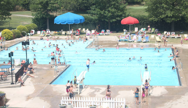 Cassel Hills Pool will begin adhering to its admission policy starting Friday, July 14 due to large crowds this summer.