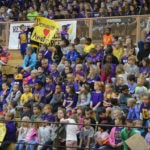 Photo Gallery: Vandalia-Butler all-district pep assembly