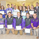 Vandalia-Butler honors State competitors