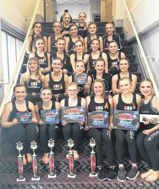 The Senior Expressions dancers have been competing since February and recently wrapped up another successful season.