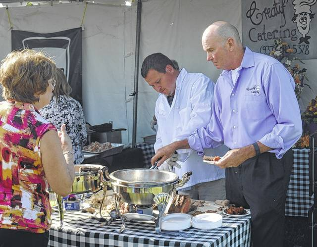 File photo from the 2017 Taste At the Crossroads. This year's Taste is slated for Tuesday, June 26 from 5 - 10 p.m. at the Vandalia Sports Complex.
