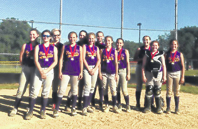 Congratulations to the Vandalia 12U softball team who placed second in the West Milton tournament the weekend of July 7-8.
