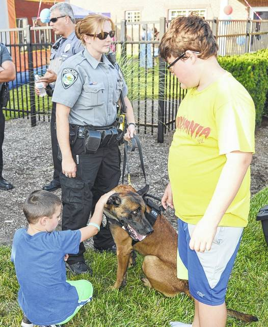 The community is invited to the Butler Township National Night Out on Tuesday, August 7 at Stonespring.