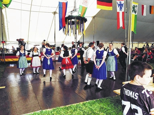 German music, dancing, food, and beer will be featured at the 42nd annual Vandalia Sister Cities Oktoberfest September 7-8 at Lichtenfels-Prestwick Field at the Vandalia Sports Complex.