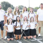 Aviator golfers compete at District