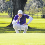 Greaser third at State golf