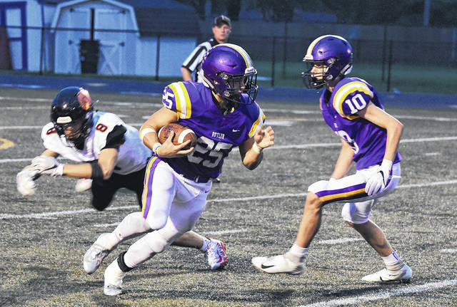 Butler's Ryan Martin has run for 1,064 yards and 16 touchdowns.