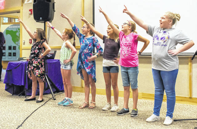 The Muse Machine artist-in-residence program in the Vandalia-Butler City Schools is one example of a program funded by the VISIONS Endowment Fund. Applications for the next round of funding are due by December 1.