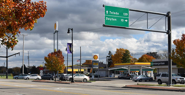 The Vandalia City Council is expected to consider legislation on Nov. 19 that would designate National Road between Ranchview and Dixie Drives as a Central Business District. The speed limit would then be reduced to 25 miles per hour.