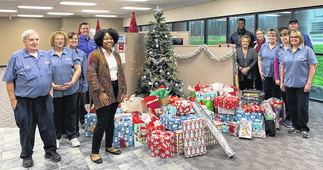 The Vandalia-Butler City Schools extended their thanks to employees of Cintas who volunteered to adopt two Aviator families for Christmas this year. The district said it is nice to be in a community with so many great businesses who support the school district.