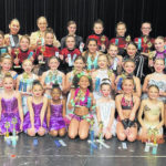 Dance Expressions prepares for Showcase