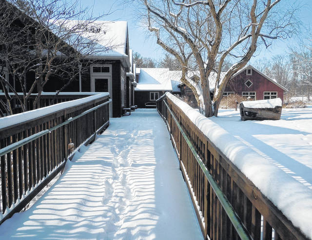 Aullwood Audubon Center and Farm will host its annual Winter Speaker Series beginning January 13.