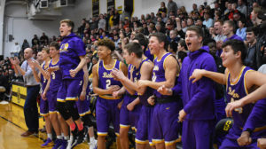 Aviators clinch share of GWOC North title