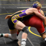 Aviators fourth after first day of sectional