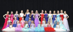 Dance Expressions competes at Showcase