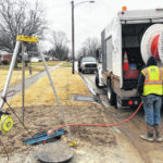 Slipline project protects sanitary sewer