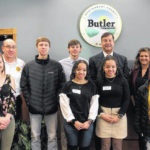 Optimist Club hosts Youth in Government