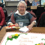 Bair celebrates 100th birthday