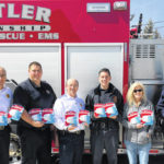 Butler Township gets gift of CO Detectors