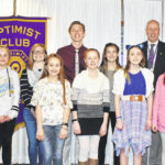 Essay contest winners announced