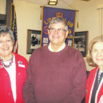 Sister Cities visits Lions Club