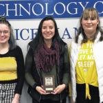 Medical Office students place in BPA
