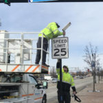 Lower speed limit on National Road takes effect Saturday