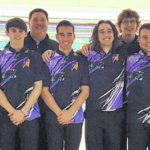 Aviators qualify for State; Sacks second overall