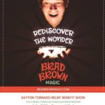 Magician to perform benefit for tornado relief