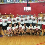 Troy girls camp a success