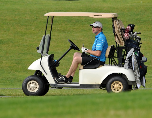"Chipping"" in for FOP - Troy Daily News on golf carts ohio, golf carts philadelphia, golf carts covington, golf carts austin,"