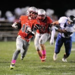 Troy football team's comeback falls just short against Xenia