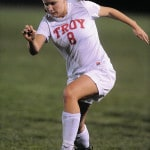 Fiessinger's goal in OT gives Troy tournament win
