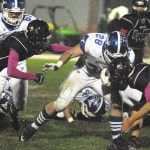 Troy Christian bounces back with win