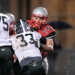 Cold, wet, miserable night for Trojans