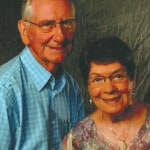 Couple celebrate 60 years