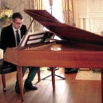 Harpsichord player coming to Hayner
