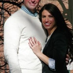 Couple to wed in October