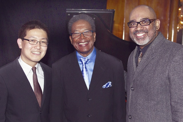 Provided photo Troy-Hayner Cultural Center's Jazz In March series will present a gifted trio of musicians known as the Keigo Hirakawa Trio at 7:30 p.m. March 19.