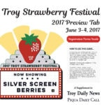 Troy Strawberry Festival Preview 2017