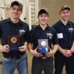 Diesel students compete in district FFA contest
