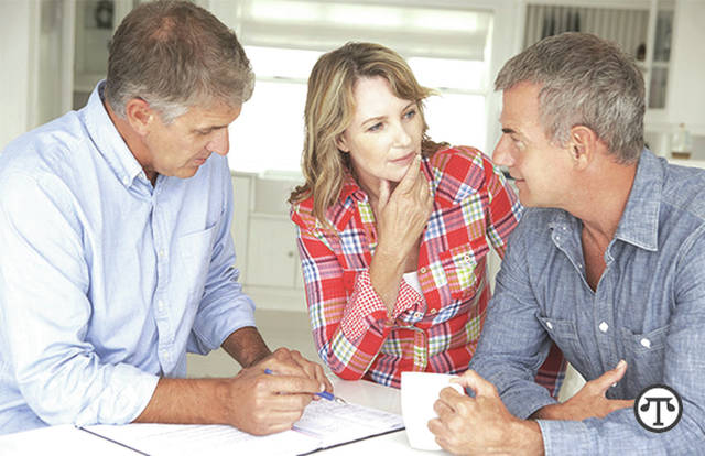 NAPS Media It can be a good idea to get professional help with planning for your retirement.
