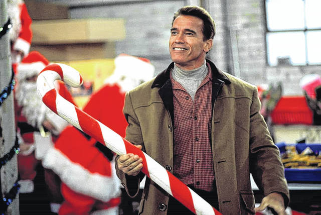 provided photo arnold schwarzenegger in a christmas movie check out jingle all the way - Arnold Christmas Movie