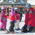 Skiing: How do you know when your child is ready?