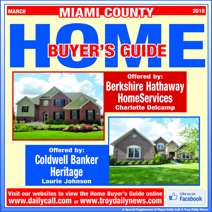 Miami Co. Homebuyers Guide March 2018